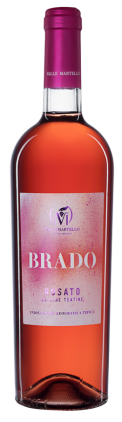 Valle Martello_Brado_Rosato